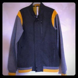 Lululemon Men's Varsity Jacket. Sz Medium